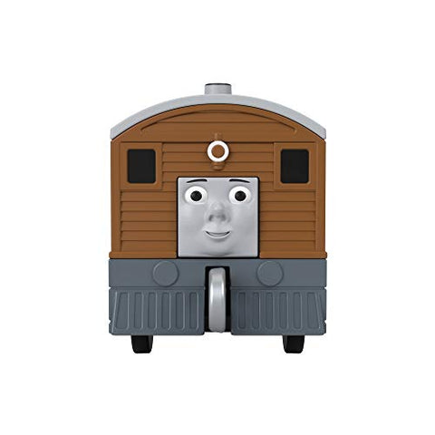 Thomas & Friends GHK63 Fisher-Price Toby, Multi-Colour