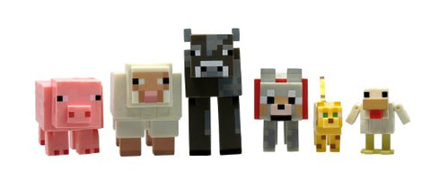 Image of Minecraft- Animal 6 -Pack