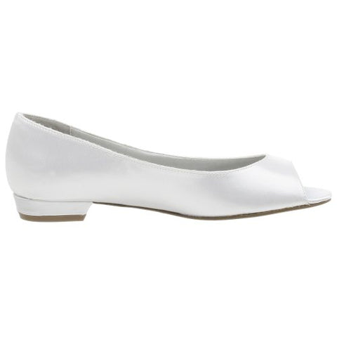 Image of Dyeables Women's Kara Dyeable Pump,White,7.5 W