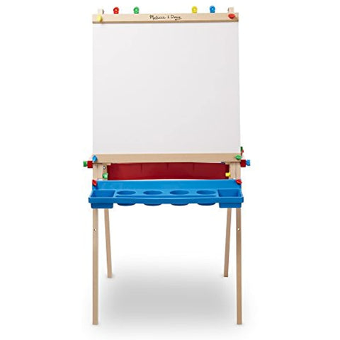 Image of Melissa & Doug 2506 Easel and Paper Bundle