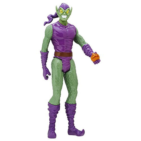 Image of Ultimate Spider-Man vs. The Sinister Six: Titan Hero Series Green Goblin