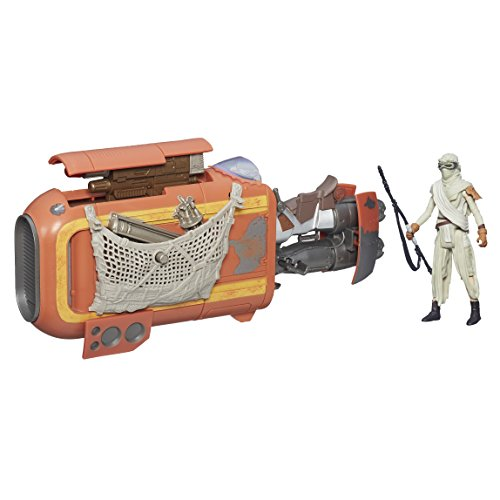 "Star Wars 3.75"" Class I Deluxe Vehicle Assortment"