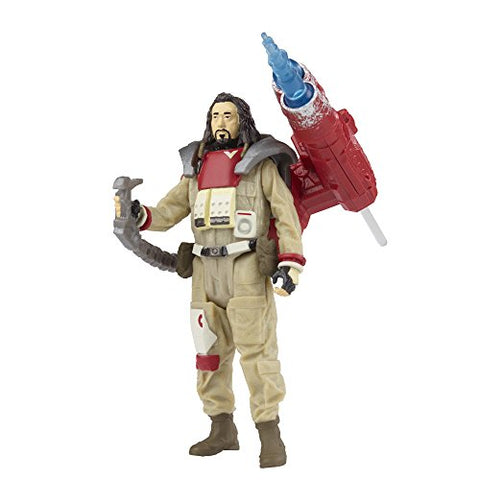 Image of Star Wars B7260AS0 Rogue One Baze Malbus VS. Imperial Stormtrooper, 3.75-Inches