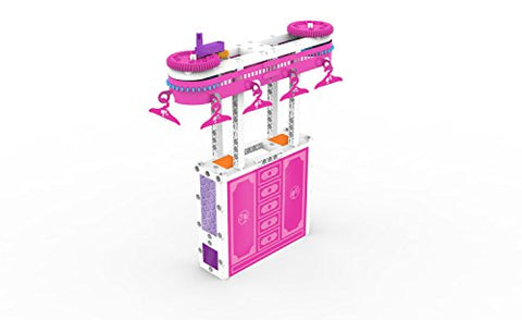 Image of Thames & Kosmos Barbie STEM Kit with Barbie Scientist Doll