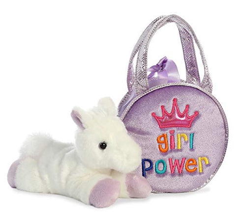 "Image of Aurora - Pet Carrier - 7"" Girl Power Fancy Pal"
