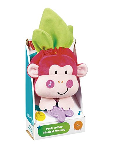 Fisher-Price Discover n' Grow Musical Crib Pull Down, Monkey (Discontinued by Manufacturer)