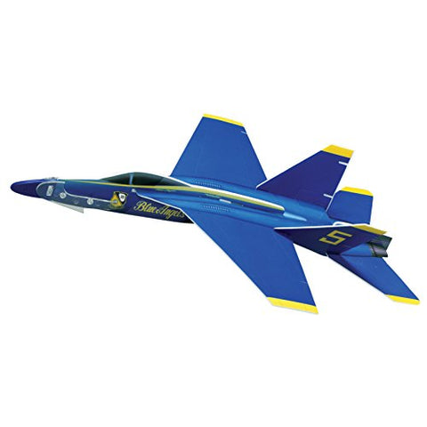 Sky Blue Flight F/A-18 Hornet Blue Angels Model Kit