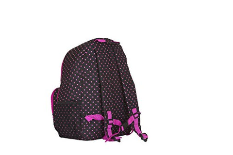 Zoofy International Pixie Backpack, Black/Fuchsia