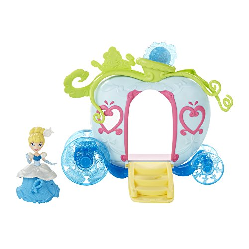 Disney Princess Little Kingdom Cinderellas Bibbidi Bobbidi Carriage