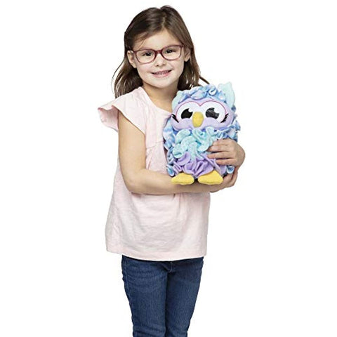 Melissa & Doug Accent Pillow Lacing Craft Kit - Owl