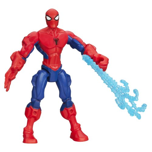 Marvel Super Hero Mashers Spider-Man Figure 6 Inches