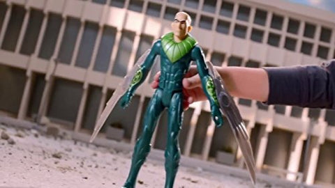 Image of Ultimate Spider-Man vs. The Sinister Six: Titan Hero Series Marvels Vulture