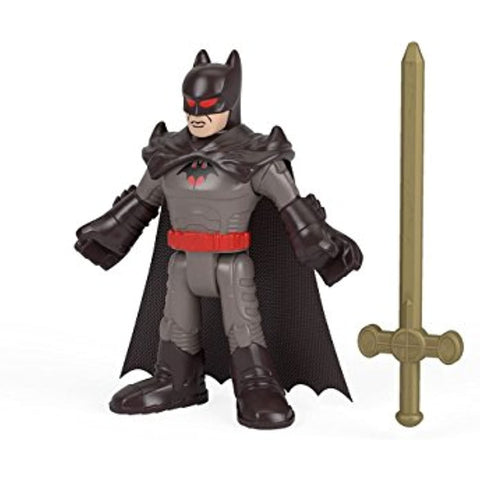 Imaginext DC Super Friends Series 4 Flashpoint Batman Thomas Wayne Foil Pack
