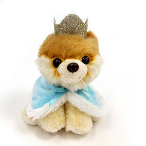 GUND Worlds Cutest Dog Boo Itty Bitty Boo #047 Prince Stuffed Animal Plush, 5
