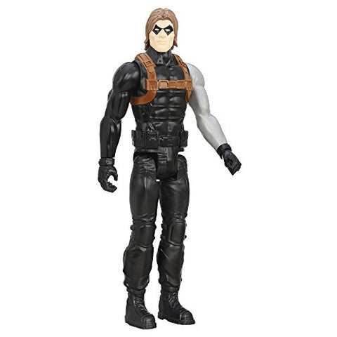 Image of Marvel Titan Hero Series Winter Soldier
