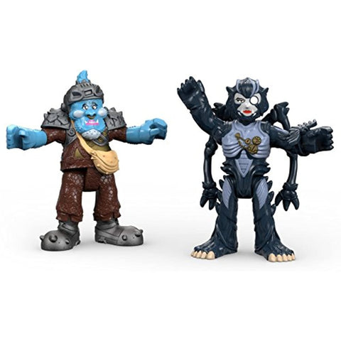 Fisher-Price Imaginext Power Rangers Squat & Baboo