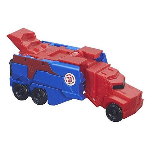 Image of Transformers: Robots in Disguise 1-Step Changers Optimus Prime