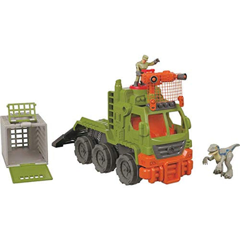 Fisher-Price Imaginext Jurassic World Dinosaur Hauler