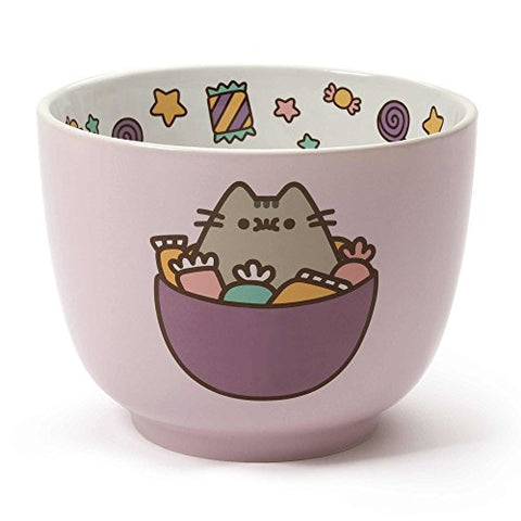 Enesco Pusheen by Our Name is Mud Candy Stoneware Bowl
