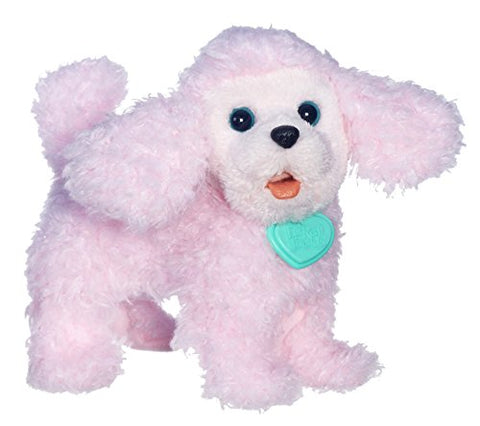 Hasbro FurReal Walkin Puppies Pretty Poodle