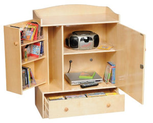 Guidecraft A/V Storage Unit