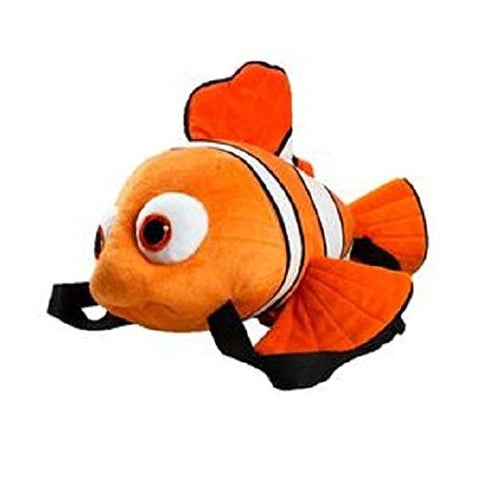 Finding Dory Plush Nemo Backpack - Stuffed Animal by Zoofy (W66391)