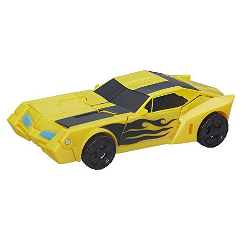 Image of Transformers Robots in Disguise Warrior Night Strike Bumblebee Action Figure