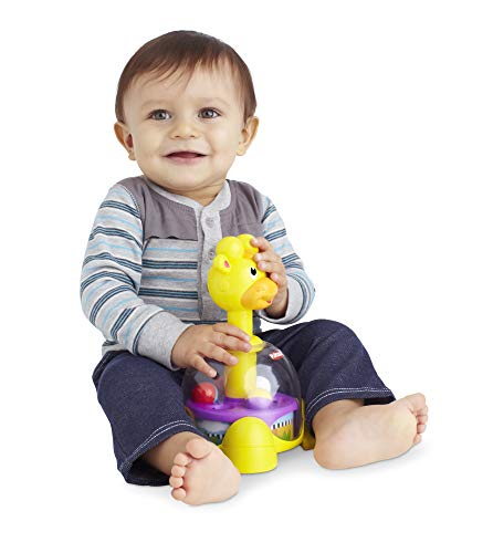 Playskool Giraffalaff Tumble Top toy, 6 months and up