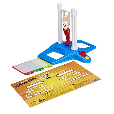 Image of Hasbro Gaming Fantastic Gymnastics Game