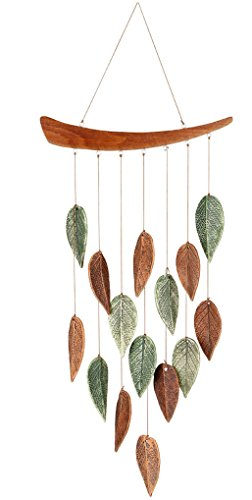 Woodstock Chimes HCFW Habitats Chime, Forest Cascade
