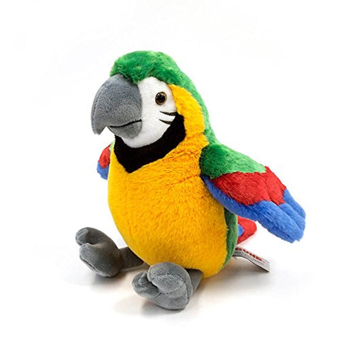 GUND Tweetums Parrot Stuffed Animal Plush, 9