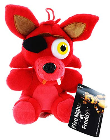 "4pcs Five Nights at Freddy's Inspired Plush 7"" 10"" Dolls Stuffed Animal Toys"