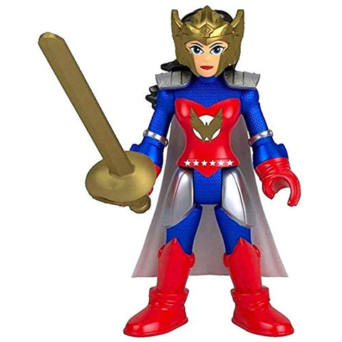 Wonder Woman DC Series 4 Imaginext Blind Bag 2.5""