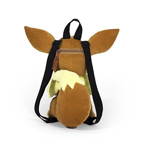 Pokmon Eevee Plush 15 inch Backpack, Brown