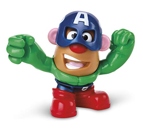 Playskool Friends Mr. Potato Head Marvel Super Rally Pack