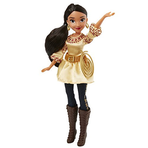 Image of Disney Elena of Avalor Adventure Princess Doll