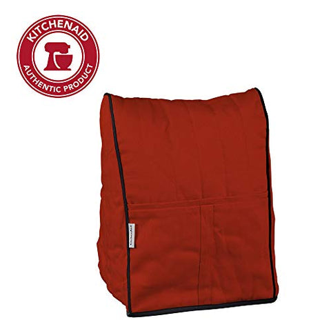 Image of KitchenAid KMCC1ER Stand Mixer Cloth Cover - Empire Red