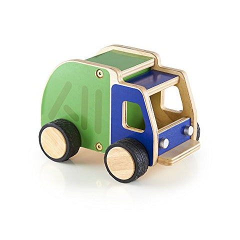 Guidecraft Plywood Garbage Truck Building Kit