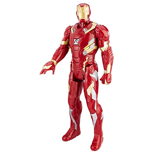 Marvel Avengers Electronic Iron Man, 12-inch