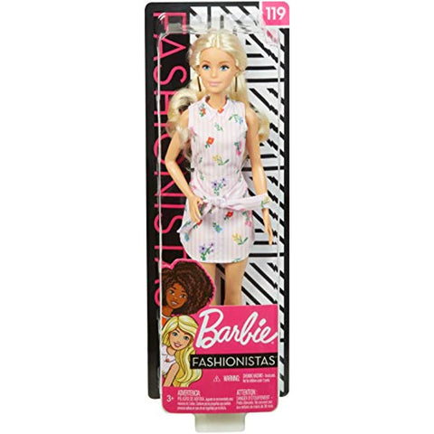Image of Barbie Fashionistas Doll #119