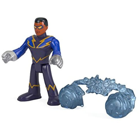 Imaginext DC Super Friends Series 4 Black Lightning Foil Pack