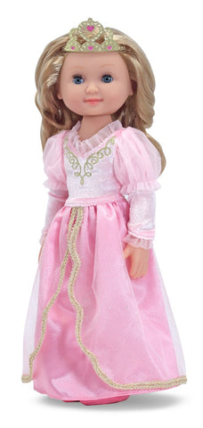 "Image of Melissa Doug Celeste - 14"" Princess Doll 4878"