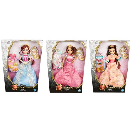 Image of DD: AK: Coronation Outfit (4) Disney Descendants Auradon Dolls Wave 1 Hasbro