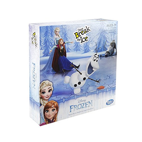 Image of Don't Break the Ice: Disney Frozen Edition Game