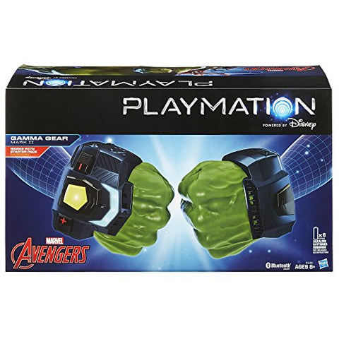 Image of Playmation Marvel Avengers Gamma Gear