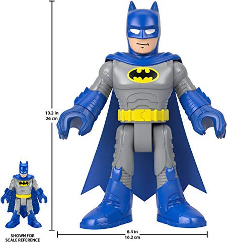 Fisher-Price Imaginext DC Super Friends XL Batman & Superman 2-Pack