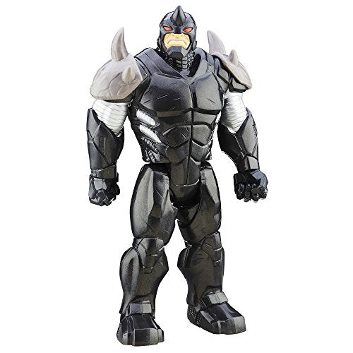 Ultimate Spider-Man vs. The Sinister Six:  Titan Hero Series Marvels Rhino with Gear