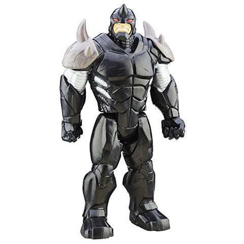 Image of Ultimate Spider-Man vs. The Sinister Six:  Titan Hero Series Marvels Rhino with Gear