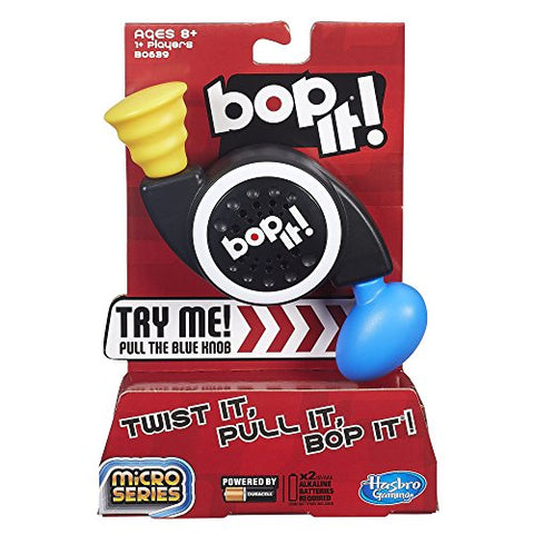 Hasbro Gaming Bop It! Micro Series Game