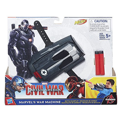 Image of Marvel Captain America: Civil War: Marvel's War Machine Battle Gauntlet